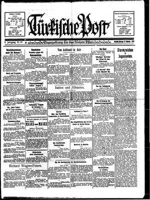 Türkische Post on Feb 13, 1933