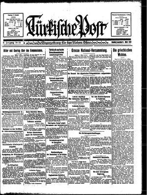 Türkische Post vom 04.03.1933
