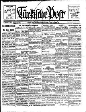 Türkische Post on Jan 26, 1935