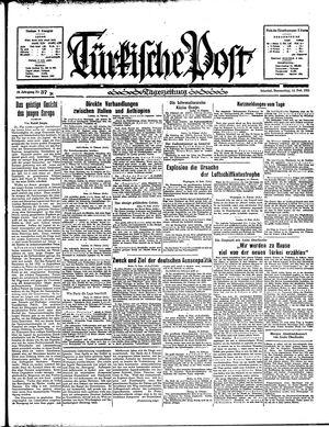 Türkische Post vom 14.02.1935
