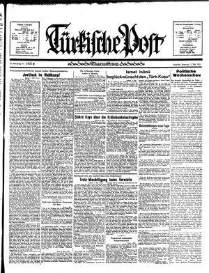 Türkische Post vom 05.05.1935