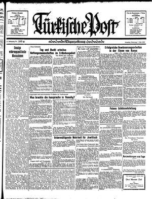 Türkische Post vom 07.05.1935