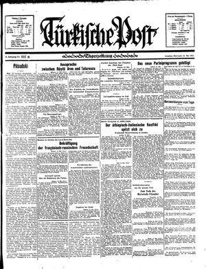 Türkische Post vom 15.05.1935