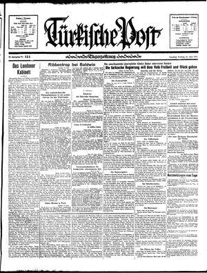 Türkische Post vom 21.06.1935
