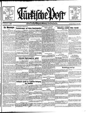 Türkische Post vom 24.06.1935