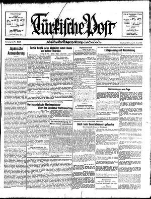 Türkische Post vom 26.06.1935