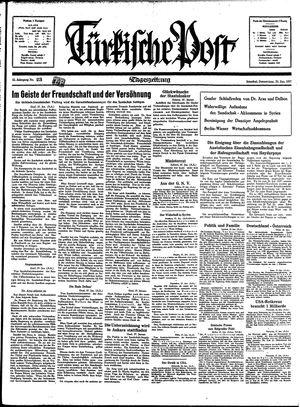 Türkische Post vom 28.01.1937