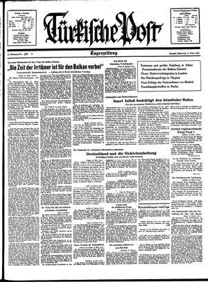 Türkische Post on Feb 17, 1937