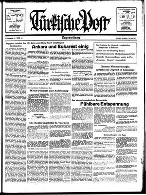 Türkische Post on May 18, 1937