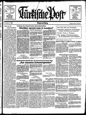 Türkische Post vom 21.05.1937