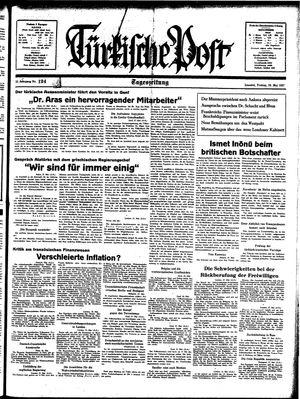 Türkische Post vom 28.05.1937