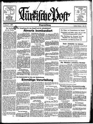 Türkische Post on Jun 1, 1937