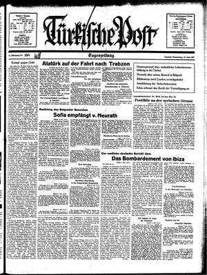 Türkische Post on Jun 10, 1937
