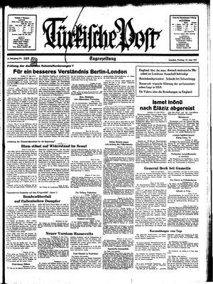 Türkische Post vom 18.06.1937