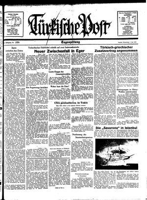 Türkische Post vom 02.06.1938