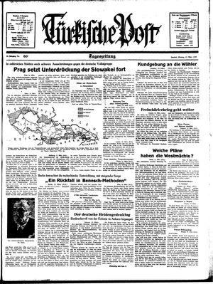 Türkische Post on Mar 13, 1939