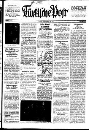 Türkische Post vom 02.05.1942