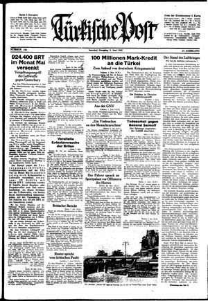 Türkische Post on Jun 2, 1942