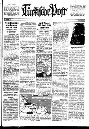Türkische Post on Jun 15, 1942