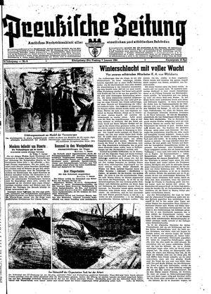 Preußische Zeitung vom 07.01.1944