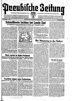 Preußische Zeitung on Jan 8, 1944