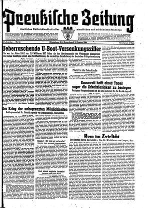 Preußische Zeitung on Jan 15, 1944