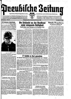Preußische Zeitung vom 20.01.1944