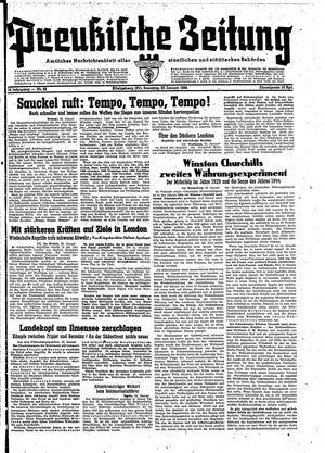 Preußische Zeitung vom 23.01.1944