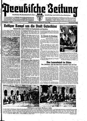 Preußische Zeitung vom 27.01.1944