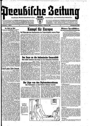 Preußische Zeitung vom 01.02.1944