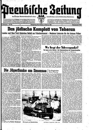 Preußische Zeitung on Feb 4, 1944
