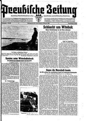 Preußische Zeitung vom 05.02.1944