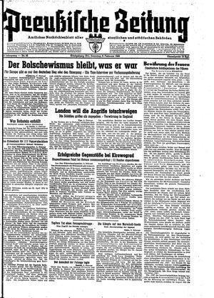 Preußische Zeitung vom 06.02.1944