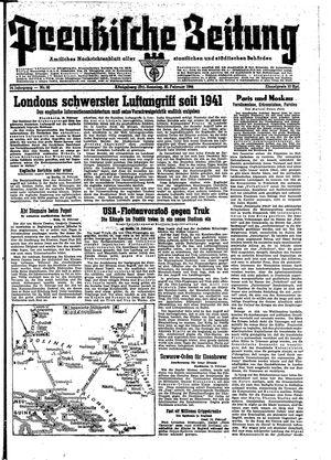 Preußische Zeitung vom 20.02.1944