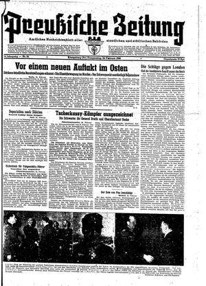 Preußische Zeitung vom 24.02.1944