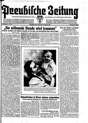 Preußische Zeitung vom 27.02.1944