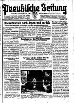 Preußische Zeitung vom 03.03.1944