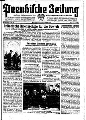 Preußische Zeitung vom 05.03.1944