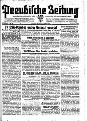 Preußische Zeitung on Mar 7, 1944