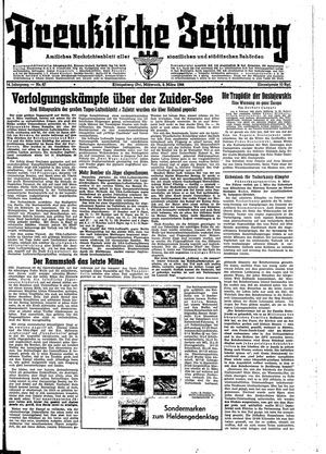 Preußische Zeitung vom 08.03.1944