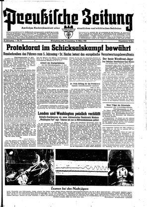 Preußische Zeitung vom 16.03.1944