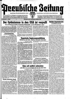 Preußische Zeitung vom 23.03.1944