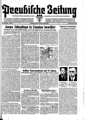 Preußische Zeitung vom 24.03.1944