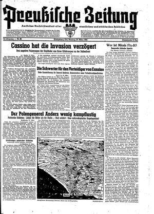 Preußische Zeitung vom 27.03.1944