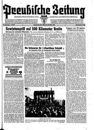 Preußische Zeitung on Mar 29, 1944