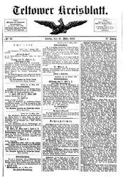 Teltower Kreisblatt (18.03.1882)