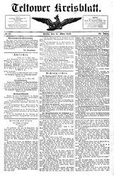 Teltower Kreisblatt (18.03.1886)