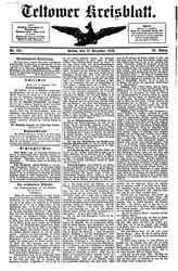Teltower Kreisblatt (18.12.1886)