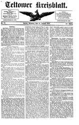 Teltower Kreisblatt