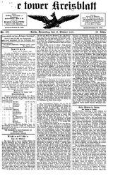 Teltower Kreisblatt (18.10.1888)